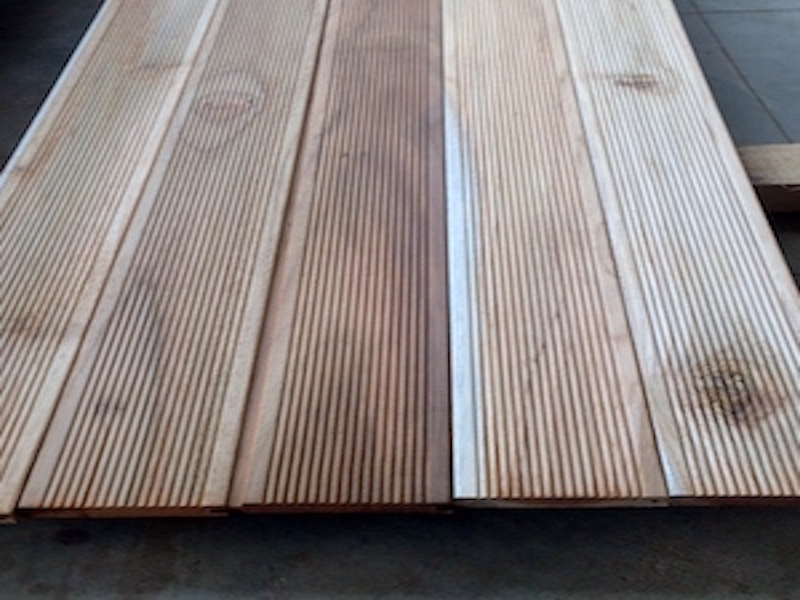 Teakwood Cladding - Faith Lumber